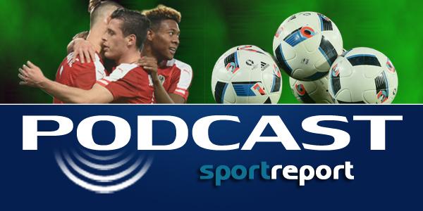 Fußball, Bundesliga, Tipico Bundesliga, Podcast, Sportreport