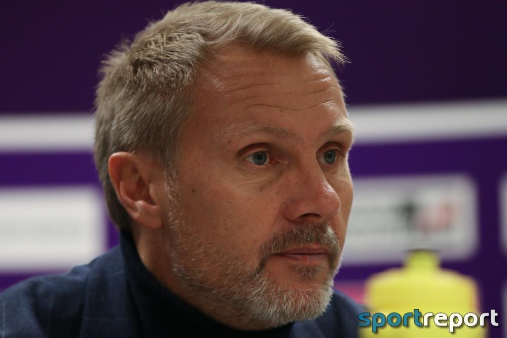 """Thorsten Fink (Trainer Austria Wien): """"Am Ende ein gerechtes Unentschieden und wir haben unser Minimalziel erreicht."""""""