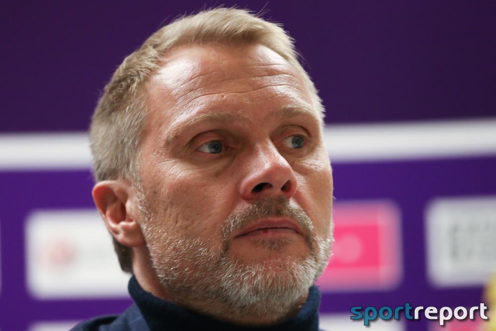 """Thorsten Fink (Trainer Austria Wien): """"Wir haben in der Situation auf jeden Fall Glück gehabt."""""""