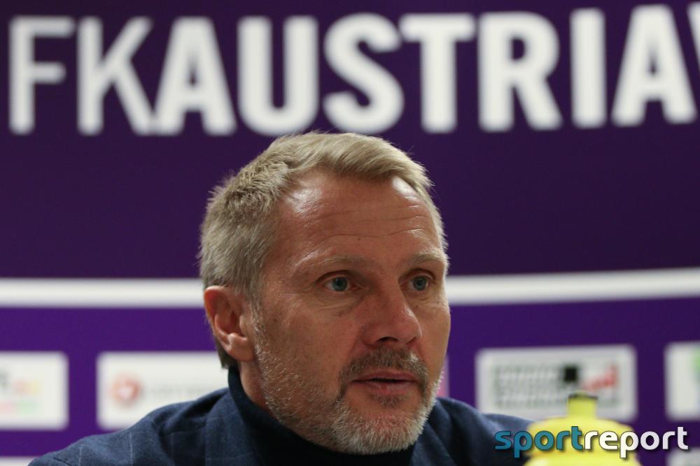 """Thorsten Fink (Trainer Austria Wien): """"Am Ende ein klar verdienter Sieg."""""""