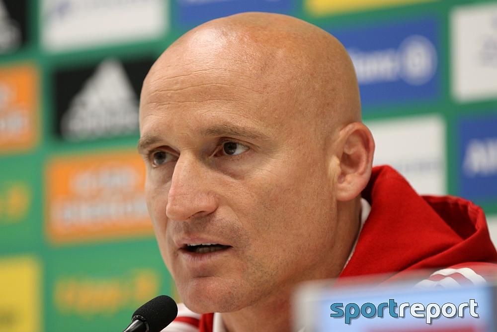 Rapid Wien Trainer Goran Djuricin zu Unterstellungen nach Admira Spiel