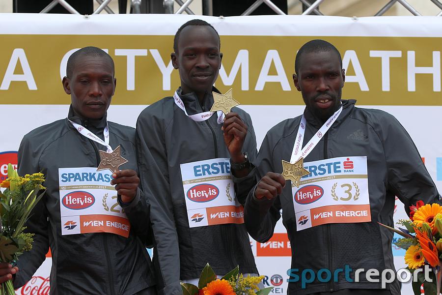 Vienna City Marathon an Albert Korir – Valentin Pfeil schafft WM-Limit