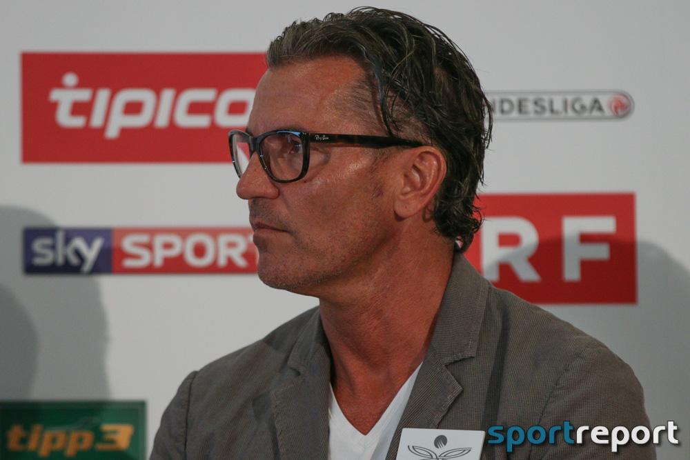 SV Mattersburg, Gerald Baumgartner