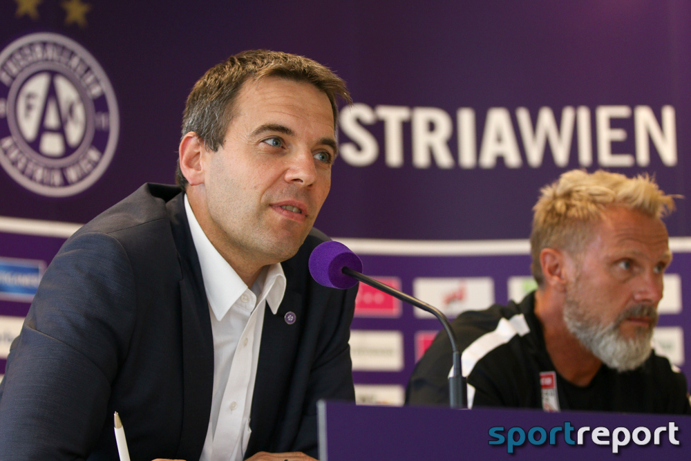 Austria Wien, Markus Kraetschmer