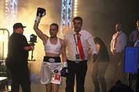 Wiener Weltmeisterin Nicole Wesner verteidigt erfolgreich ihre WM Titel