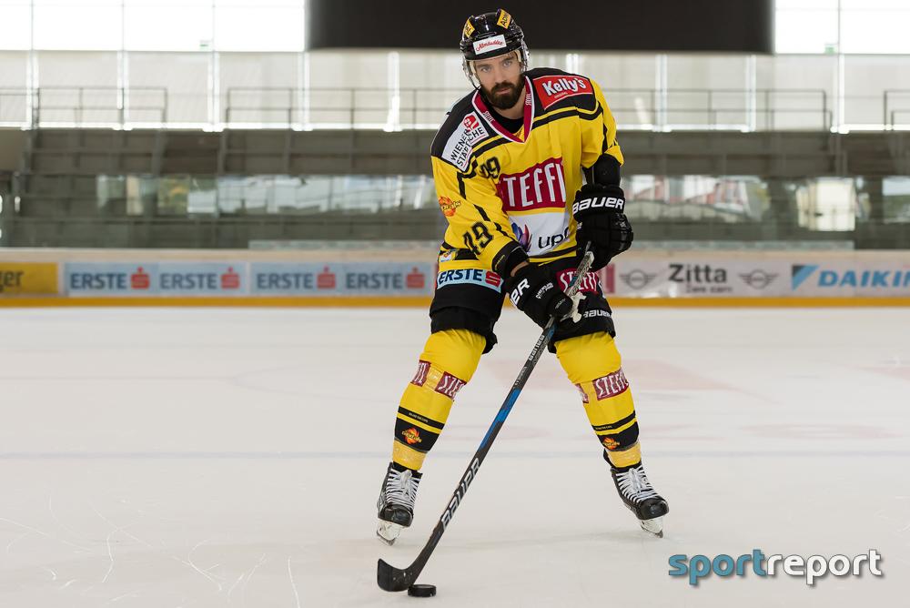 Eishockey, EBEL, Erste Bank Eishockey Liga, Vienna Capitals, Klubertanz, Kyle Klubertanz, Medvescak Zagreb, Sperre, DOPS