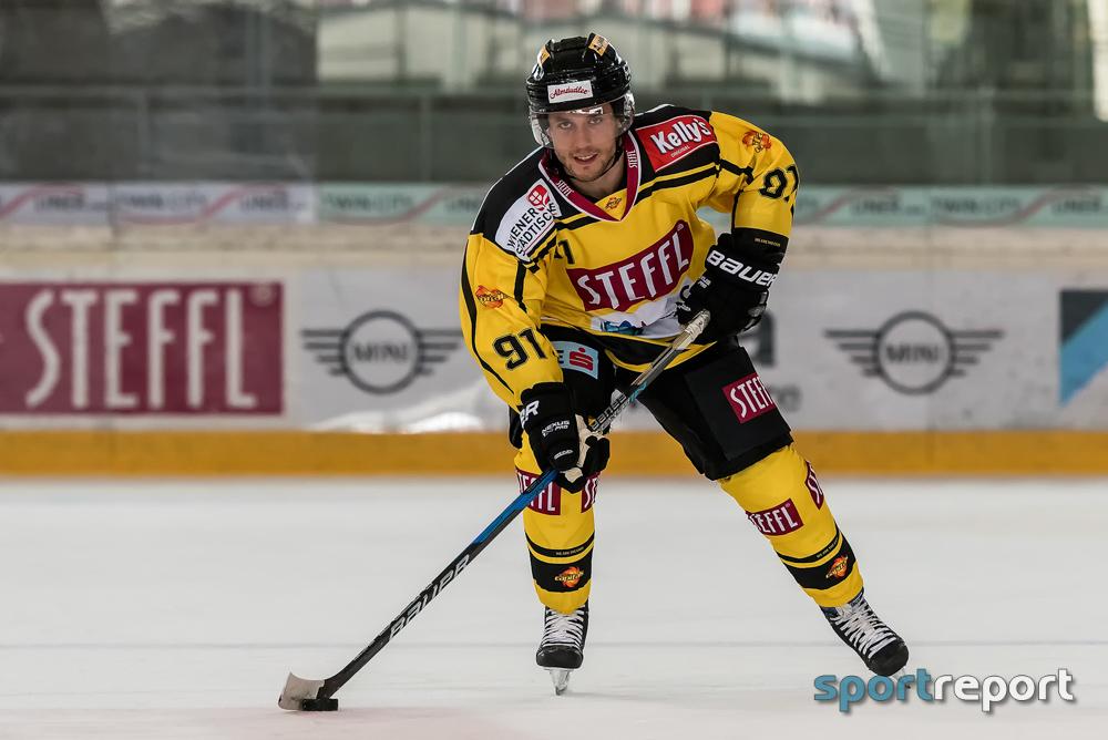 Vienna Capitals, Black Wings Linz, Taylor Vause