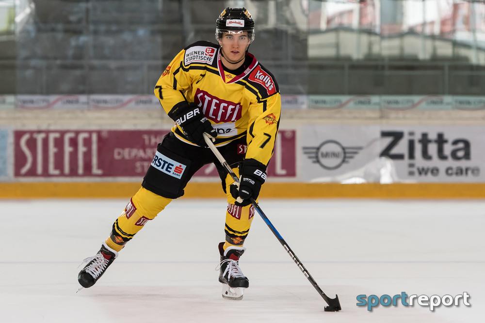 Eishockey, EBEL, Erste Bank Eishockey Liga, Maxa, Felix Maxa, VSV, Vienna Capitals