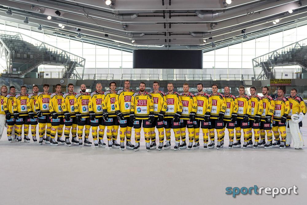 Eishockey, EBEL, Erste Bank Eishockey Liga, Vienna Capitals, Medvescak Zagreb, Dornbirn Bulldogs, Albert-Schultz-Eishalle