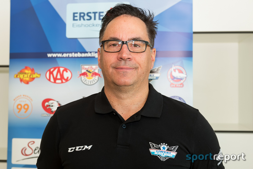 Eishockey, EBEL, Erste Bank Eishockey Liga, Ward, Troy Ward, Black Wings Linz, DEL, Grizzlys Wolfsburg