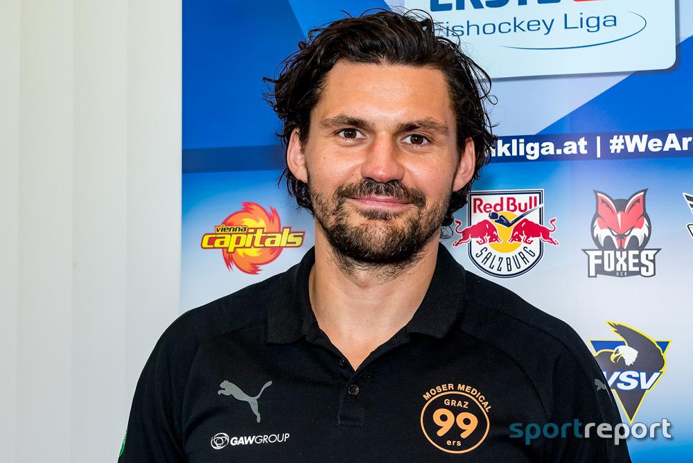 Eishockey, Extraliga, EBEL, Erste Bank Eishockey Liga, Litvinov, Iberer, Florian Iberer, Vienna Capitals, Graz99ers