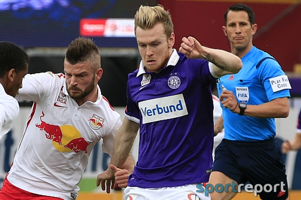 Fußball, tipico Bundesliga, Kevin Friesenbichler, Sturm Graz, Austria Wien