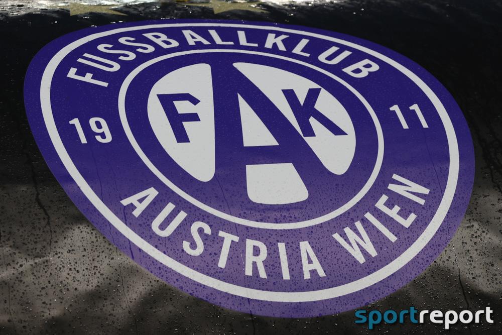 Im Cup wartet auf Austria Wien der Titelverteidiger SK Sturm Graz