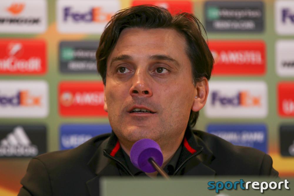 Fußball, Spanien, Montella, Vincenzo Montella, FC Sevilla, AC Milan, AC Mailand, Trainer