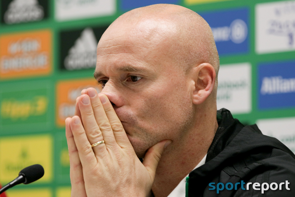 Goran Djuricin (Trainer Rapid):