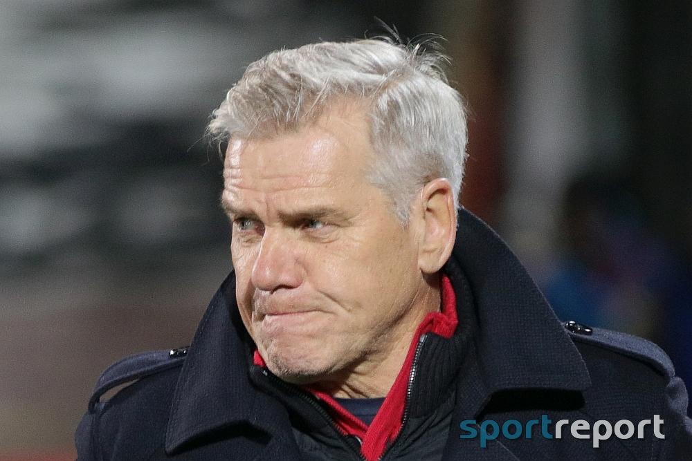 Fußball, Tipico Bundesliga, Admira Wacker, Ernst Baumeister