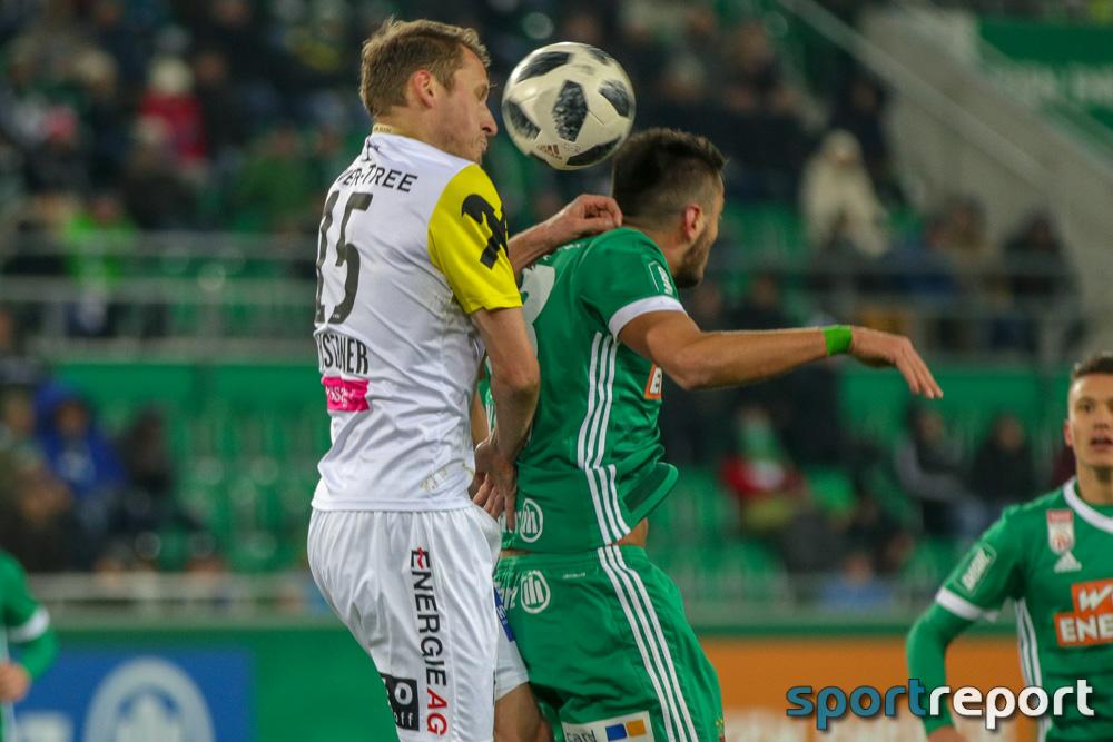 LASK zwingt Rapid Wien in die Knie