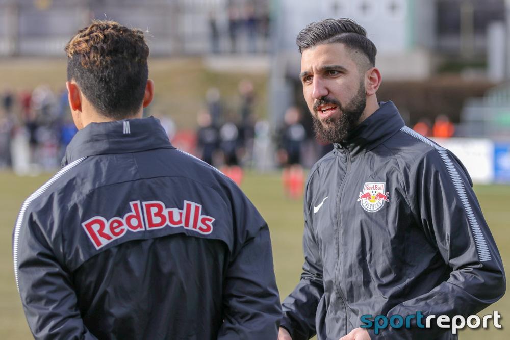 Fußball, Red Bull Salzburg, Tipico Bundesliga, Austria Wien, Austria Wien vs. Red Bull Salzburg