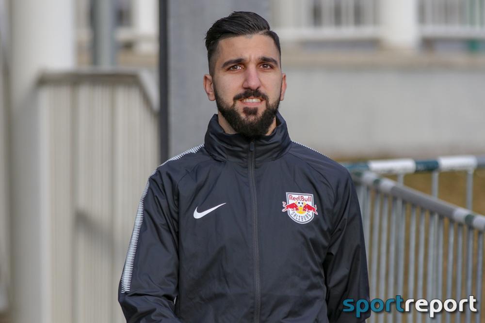 Munas Dabbur wechselt im Sommer 2019 von Red Bull Salzburg zu FC Sevilla