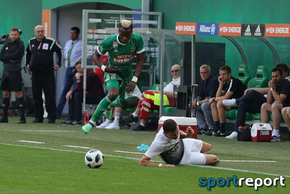 Fußball, Rapid Wien, Admira Wacker, Allianz Stadion, #SCRADM