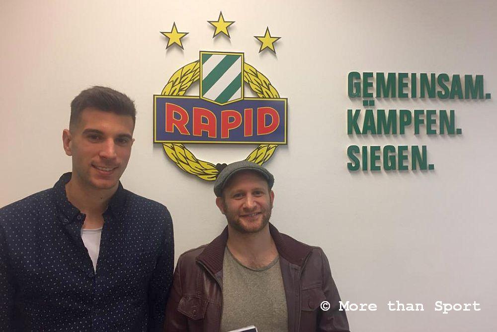 Rapid, Rapid Wien, Andrija Pavlovic, #SCR2019