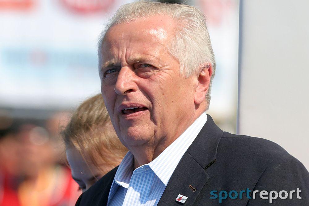 """BSO-Präsident Rudolf Hundstorfer: """"Thiem hat Vorbildwirkung über den Sport hinaus"""