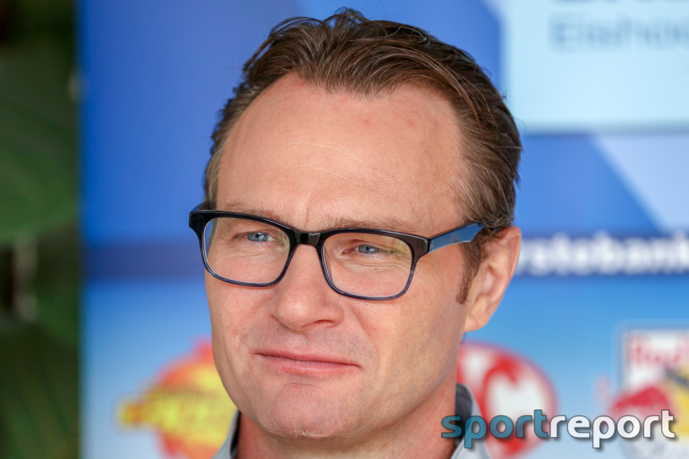 EC Red Bull Salzburg Head Coach Greg Poss: