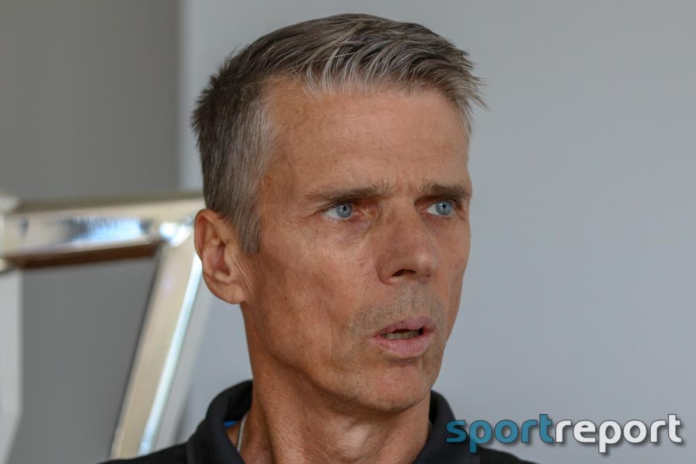 """Vienna Capitals Head-Coach Dave Cameron: """"Das Spiel war die erwartet einseitige Partie."""