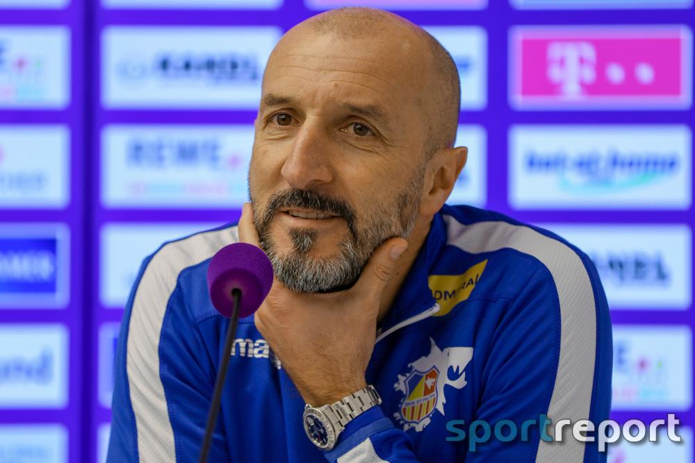 """Ranko Popovic (Trainer SKN St Pölten): """"Ich kann den Job wegen Fehlern von Schiedsrichtern verlieren"""""""