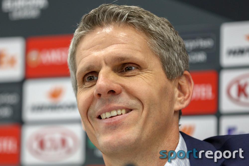 """Dietmar Kühbauer (Trainer Rapid): """"Ein wirklich unglaublicher Sieg meiner Mannschaft"""""""