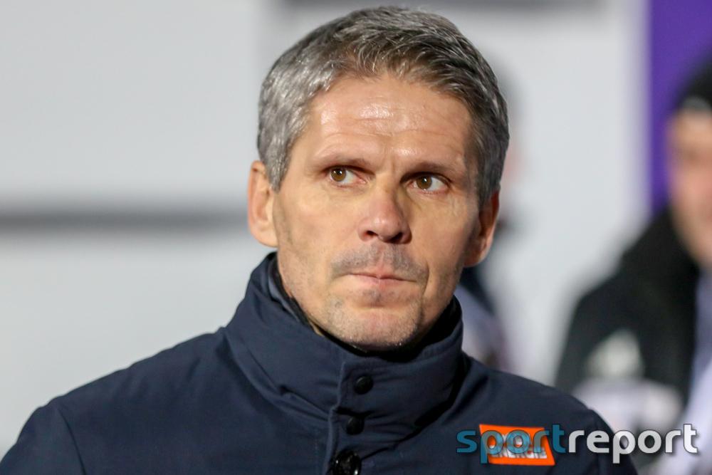 """Didi Kühbauer (Trainer Rapid Wien): """"Wir haben verpasst die Tore zu erzielen"""""""