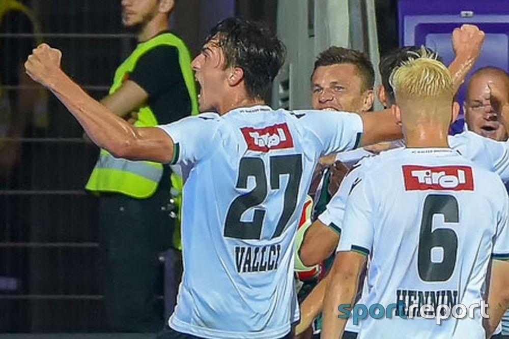 Albert Vallci wechselt von FC Wacker Innsbruck zu FC Red Bull Salzburg