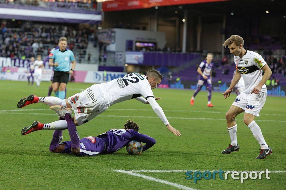 SCR Altach gewinnt verdient mit 3:1 gegen Austria Wien