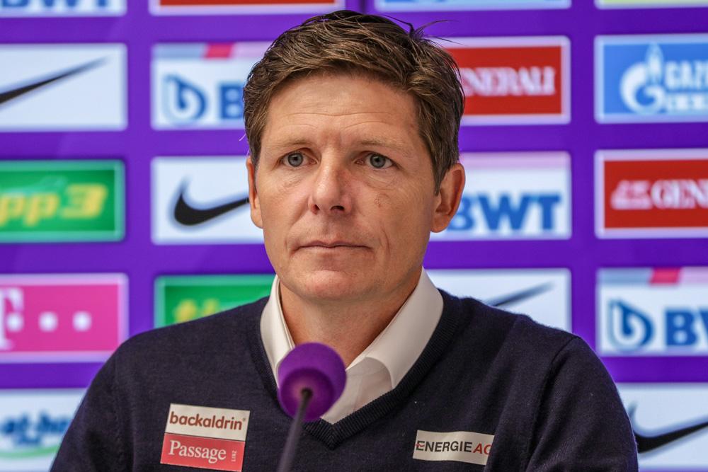 """Oliver Glasner (Trainer LASK): """"Es ist eine Riesengeschichte für uns"""""""