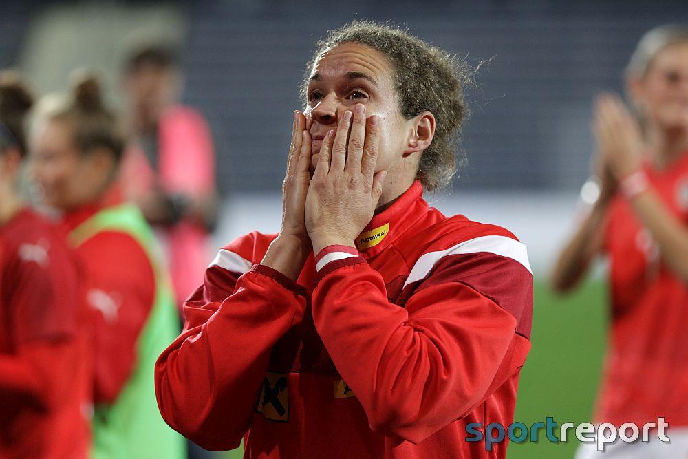 ÖFB Frauen-Nationalteam unterliegt Schweden bei emotionalem Burger-Abschied