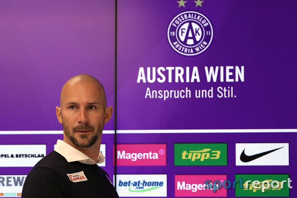Austria Wien, Christian Ilzer, #faklive