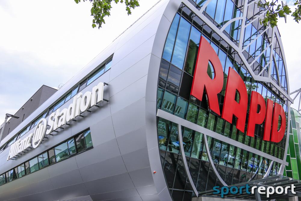 Rapid, Rapid Wien, Champions League Quali, Auslosung