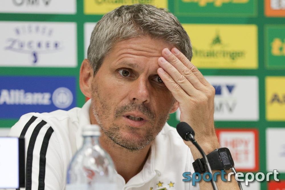 """Didi Kühbauer (Trainer Rapid Wien): """"Das war nichts für schwache Nerven."""""""