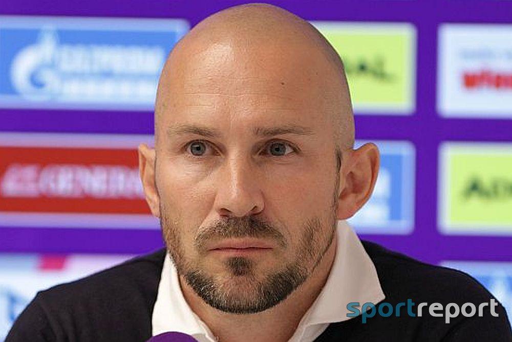 """Christian Ilzer (Trainer Austria Wien): """"Wir sind startklar"""""""