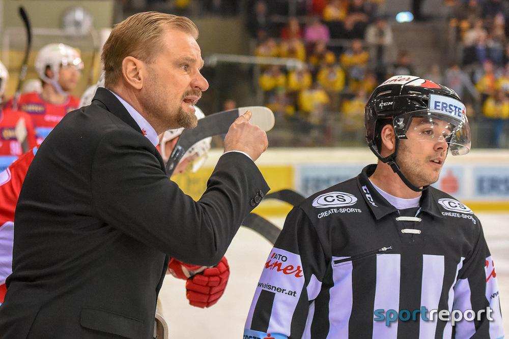 KAC, Headcoach Petri Matikainen