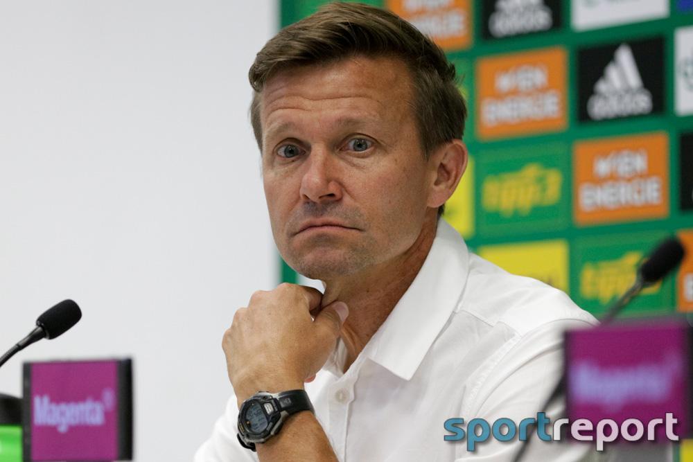 """Jesse Marsch (Trainer FC Red Bull Salzburg): """"Das war eines unserer besten Spiele in der Champions League"""""""
