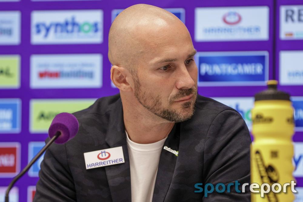 """Christian Ilzer (Trainer Austria Wien): """"Man hat gemerkt, dass wir noch eine mentale Müdigkeit hatten"""""""