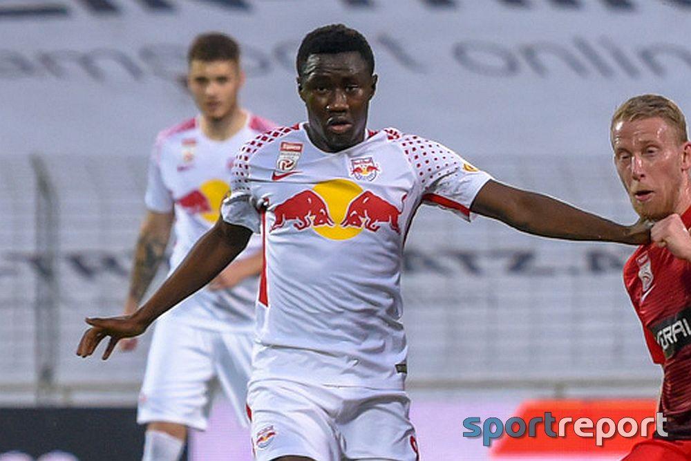 Diadie Samassekou wechselt von Red Bull Salzburg zur TSG Hoffenheim