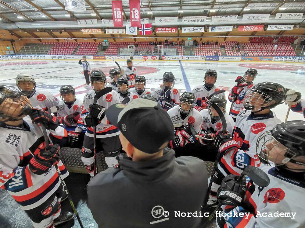 """Nordic Hockey Academy Sportchef Sam Liebkind: """"Österreichische Spieler passen sehr gut hierher – Es ist eine Win/Win-Situation"""""""