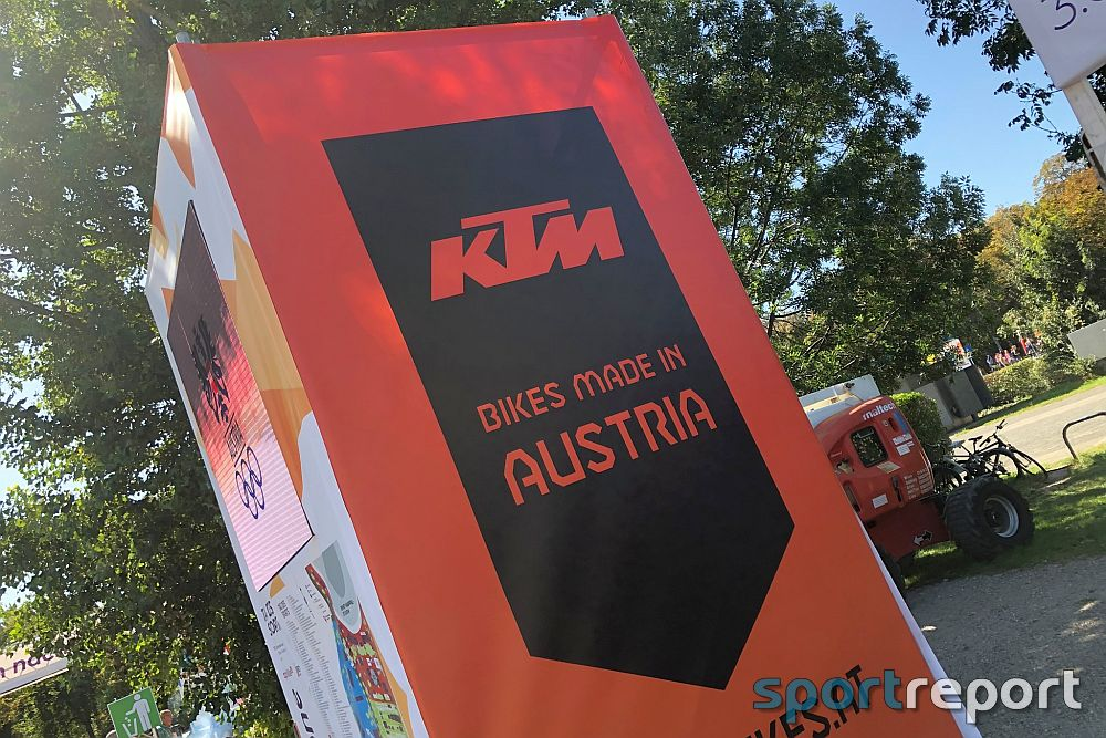 KTM Pro Team | Rang 5 auf stark verkürzter ÖM Strecke