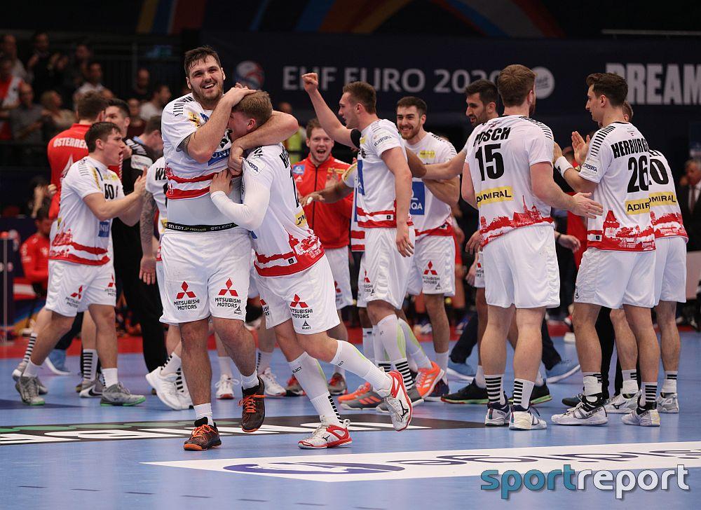 EHF EURO 2020: Österreich vs Ukraine - nächstes Endspiel für unsere ÖHB-Fighter