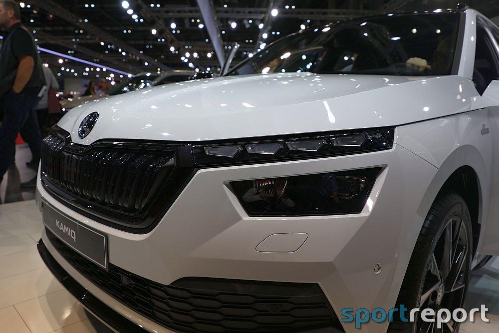Skoda Auto feiert 2020 sein 125-jähriges Gründungsjubiläum | Skoda KAMIQ SCOUTLINE: Crossover im Abenteuer-Look