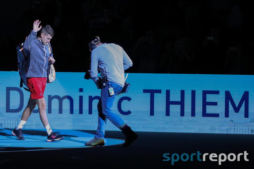 Der Weltranglisten-Dritte Dominic Thiem geht voll motiviert in die bett1ACES