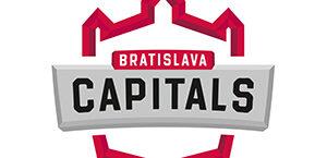 Logo Bratislava Capitals