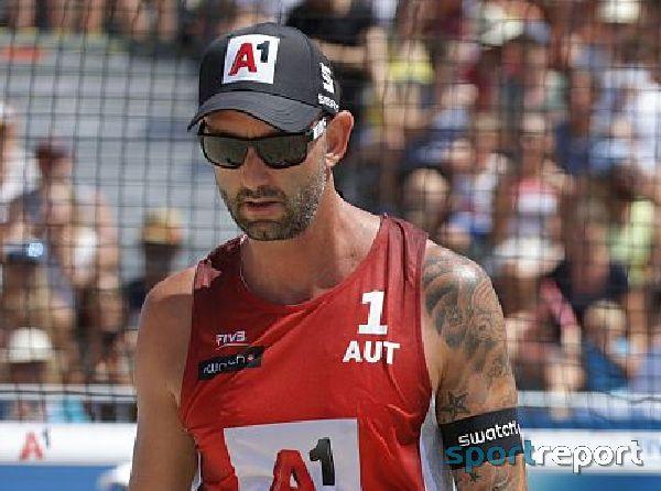 """Clemens Doppler (Beachvolleyballer): """"Als Politiker muss ich jeden Euro in den Sport investieren."""""""